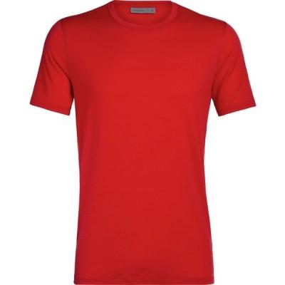 アイスブレーカー Icebreaker メンズ 半袖シャツ トップス tech lite short-sleeve crew shirt Rocket