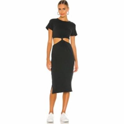 エルエヌエー LNA レディース ワンピース ワンピース・ドレス Rowan Dress Vintage Black