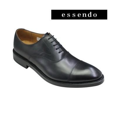 リーガル ビジネスシューズ ストレートチップ ポインテッドトゥ 01RR ブラック REGAL メンズ 靴
