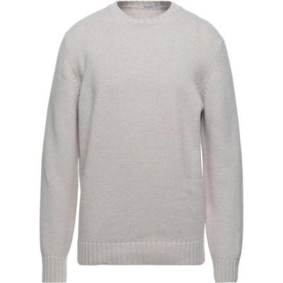 カングラ カシミア KANGRA CASHMERE メンズ ニット・セーター トップス Sweater Ivory