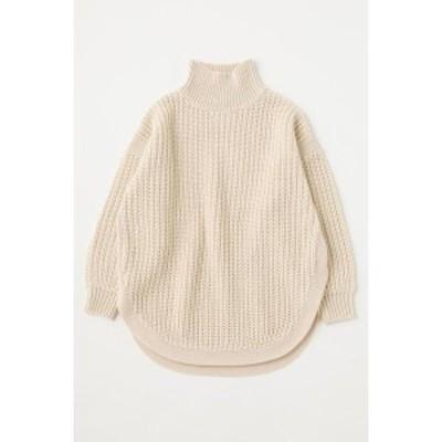 マウジー(MOUSSY)/ROUND HEM セーター