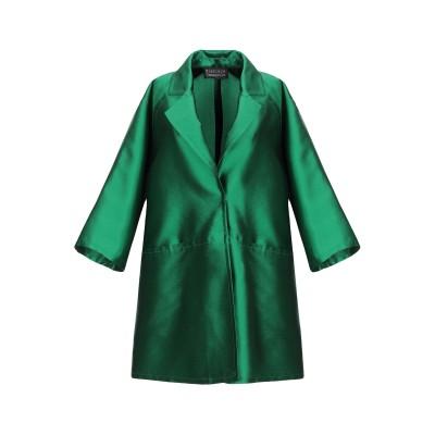 ジャンルカ・カパンノロ GIANLUCA CAPANNOLO コート エメラルドグリーン 42 ポリエステル 77% / シルク 23% コート