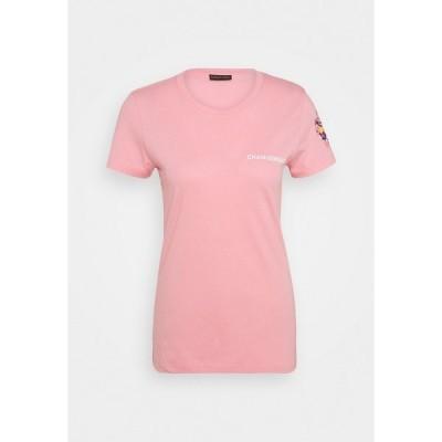 セーブザダック Tシャツ レディース トップス ISABELLA TEE - Print T-shirt - peony pink