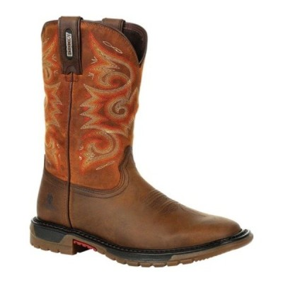 ロッキー ブーツ&レインブーツ シューズ レディース Original Ride FLX Western Boot RKW0320 (Women's) Brown/Chestnut Full Grain Leather
