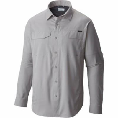 コロンビア Columbia メンズ シャツ トップス Silver Ridge Lite Long - Sleeve Shirt Columbia Grey
