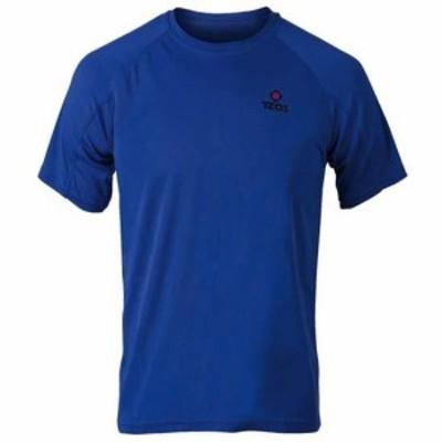 izas イザス アウトドア 男性用ウェア Tシャツ izas creus-ii