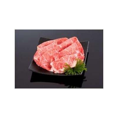 ふるさと納税 高級和牛「熊野牛」 特選ローススライス 500g 4等級以上 和歌山県九度山町