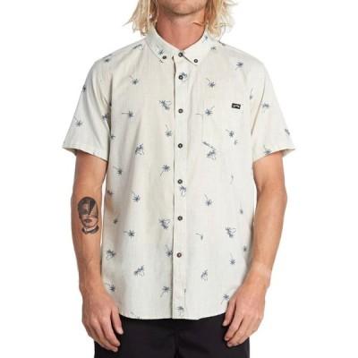 ビラボン Billabong メンズ トップス Sundays Mini Shirt Stone