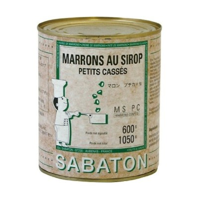 ●サバトン マロンプチカッセ 1050g