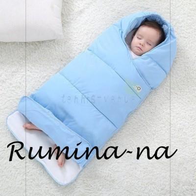 おくるみ 寝袋スリーパー 赤ちゃん おくるみ 可愛い 柔らかい 綿毛布 寝具 ベビー パジャマ 出産祝い 退院 お宮参り 冷房対策 夜泣き対策 出産準備