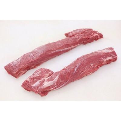 セール! 量り売り 北海道産 牛ヒレブロック 約1.4kg〜3kg未満 (4,300円/kg)
