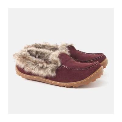 コロンビア ミンクス オムニヒート レディース 靴 スリッポン シューズ BL5962-259