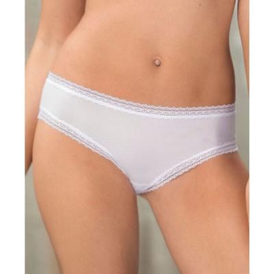 レオニーサ Leonisa レディース ショーツのみ インナー・下着 sensual cheeky panty 012898 White