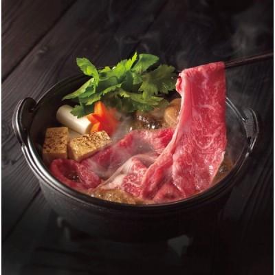 宮城県産青葉牛 すき焼き用肩ロース(500g)[A4]