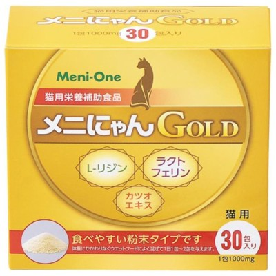 メニにゃん GOLD 30包入り
