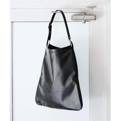 メンズ レショップ 【texnh/テクネ】Triangle Shoulder Bag ブラック フリー