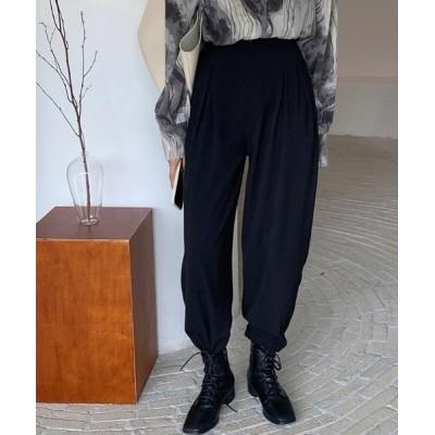aimoha / ゆったりテーパードパンツ WOMEN パンツ > スラックス