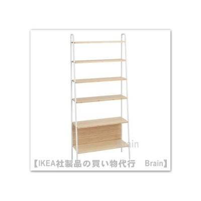 IKEA/イケア SVENARUM/スヴェナルム シェルフユニット80x180 cm 竹