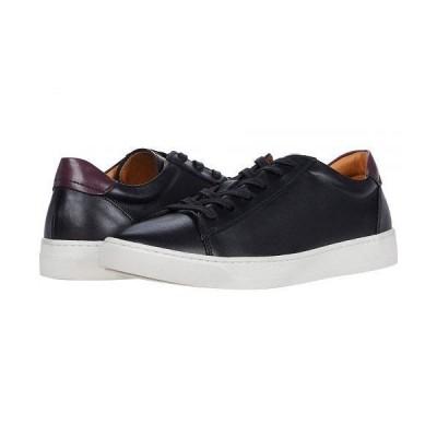 Bruno Magli ブルーノマリ メンズ 男性用 シューズ 靴 スニーカー 運動靴 Diaz - Black Chile Leather