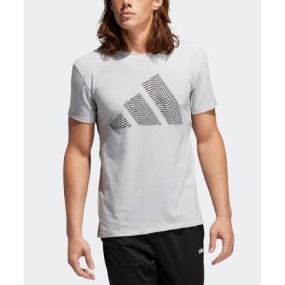 tシャツ Tシャツ スリーバー 半袖Tシャツ [Three-Bar Tee] アディダス