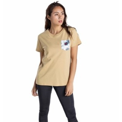20%OFF セール SALE Roxy ロキシー パームツリー ポケット Tシャツ PALM SHADOW PKT TEE Tシャツ ティーシャツ