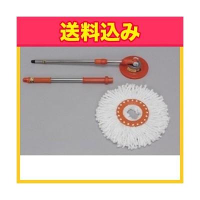 アイリスオーヤマ 回転モップ専用モップKMO−17※取り寄せ商品 返品不可