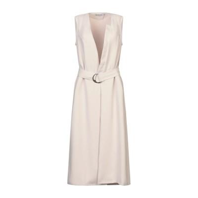 NA-KD 7分丈ワンピース・ドレス ベージュ 40 ポリエステル 100% 7分丈ワンピース・ドレス