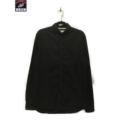 ACNE STUDIOS BDシャツ (46) ブラック[▼]