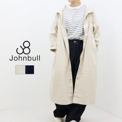 SALE セール/ジョンブル JOHNBULL デニムフードコート AL006 パーカー レディース /返品・交換不可