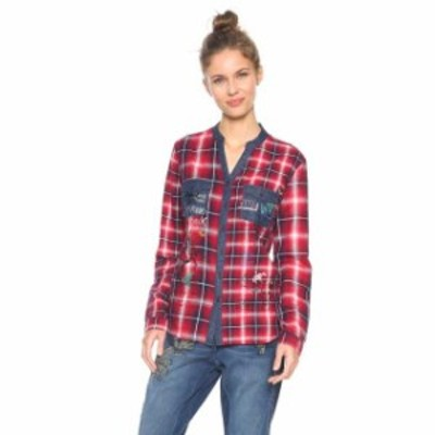 desigual デシグアル ファッション 女性用ウェア ブラウスやシャツ desigual sara
