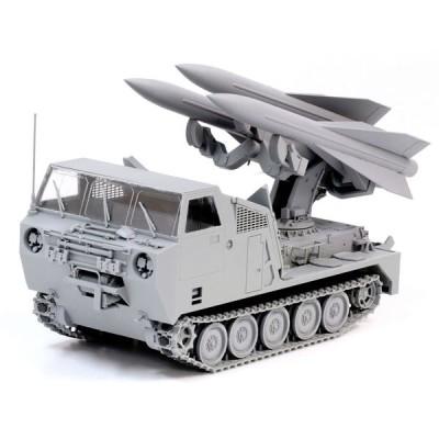 ドラゴンモデル (再生産)1/ 35 アメリカ軍 M727ホークミサイル自走型発射機(DR3583)プラモデル 返品種別B