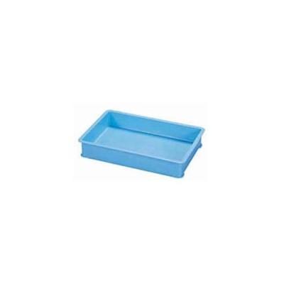 サンコー PP カラー番重 B型 ブルー ABV8504