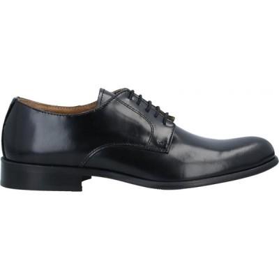 CONCIAURO メンズ シューズ・靴 laced shoes Black