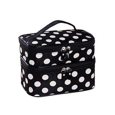 Remeehi メイクポーチ 化粧pouch コスメバッグ 化粧箱 バニティケース トラベルポーチ 可愛い ドレッサー 収納 雑貨 小物入れ 女性 バ