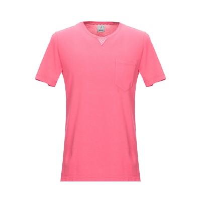 ドルモア DRUMOHR T シャツ ピンク XL コットン 100% T シャツ