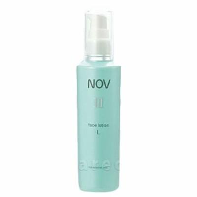 ノエビア NOVノブ IIIフェイスローションL 120ml(さっぱり)【化粧水】【医薬部外品】(6011146)