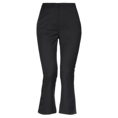 HANITA パンツ ブラック 40 ポリエステル 64% / レーヨン 33% / ポリウレタン 3% パンツ
