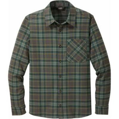 アウトドアリサーチ メンズ シャツ トップス Kulshan Flannel Shirt Storm