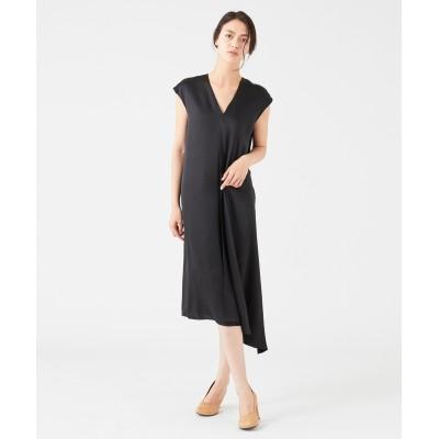 CARROL / SILK SATIN ドレス / ワンピース