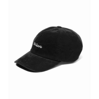 帽子 キャップ BEN DAVIS THE ORIGINAL LOW CAP CORDUROY/ベンデイビス コーデュロイ ローキャップ