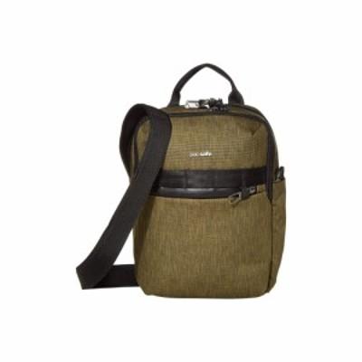 パックセイフ Pacsafe レディース ショルダーバッグ バッグ metrosafe x vertical anti-theft crossbody bag Utility