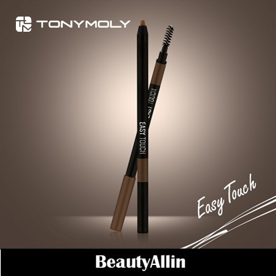 Tonymoly - Easy Touch Waterproof Eyebrow 0.5g 3 Color