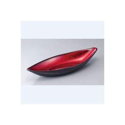 Monna(モンナ) 皿 32.5cmボート R/業務用/新品