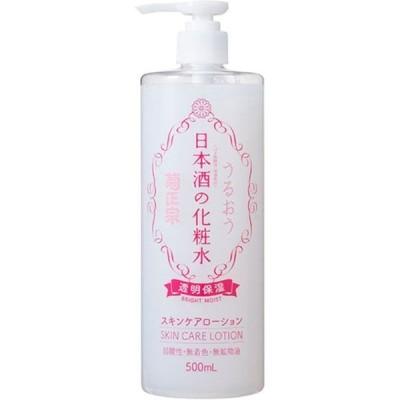 菊正宗 日本酒の化粧水透明保湿 500ml