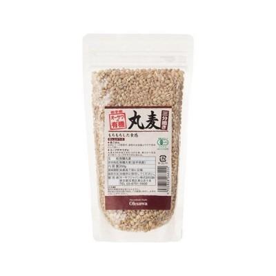 オーサワの有機丸麦(三分搗き)250g