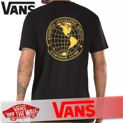 VANS バンズ Tシャツ 半袖 メンズ レフト チェスト ロゴ 無地 ワンポイント 丸首 XS〜XXL トップス 新作 ヴァンズ