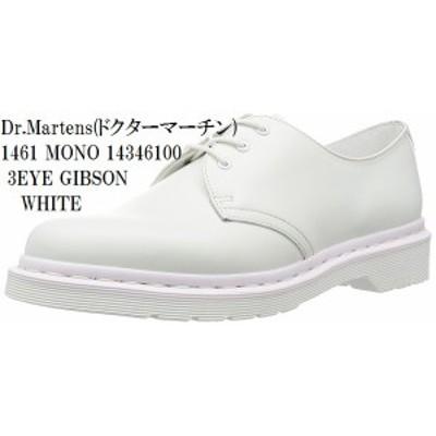 1461 MONO 3EYE GIBSON 14345001 14346100 [Dr.Martens]ドクターマーチン 正規代理店商品  メンズ レディス ビ