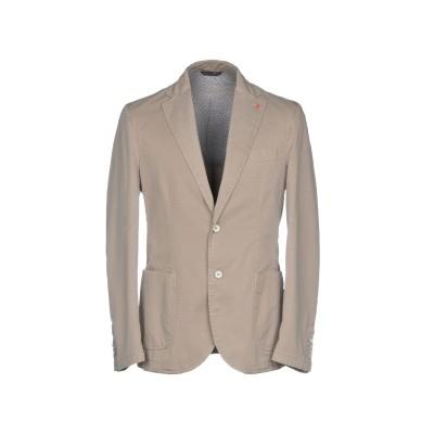 PBT テーラードジャケット ベージュ 54 コットン 97% / ポリウレタン 3% テーラードジャケット