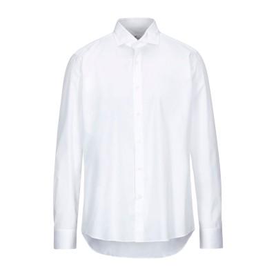 SONRISA シャツ ホワイト 43 コットン 100% シャツ