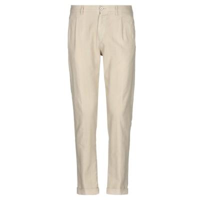 ベルウィッチ BERWICH パンツ ベージュ 52 コットン 75% / 麻 25% パンツ